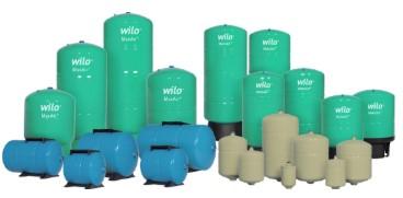 Wilo MaxAir Pressure Tanks