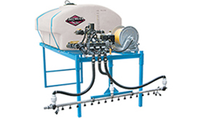 LIQUID DEICING SPRAYERS