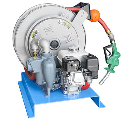 High Volume Diesel Fuel Transfer Pump Systems