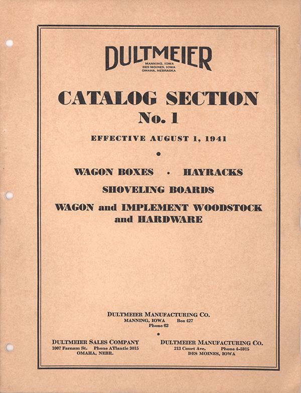 Dultmeier Sales | Historical