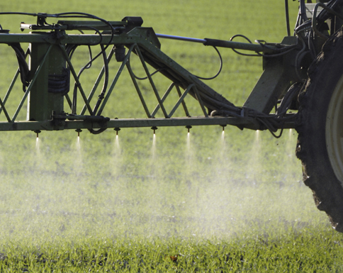 Agricultural Spraying Guides