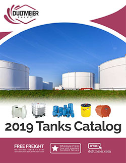 Tank Catalog from Dultmeier Sales: Storage Tanks, Fuel Tanks, Plastic Tanks, Stainless Tanks, Double Wall Tanks and Much More!