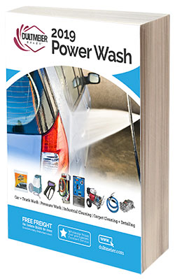 Car Wash Equipment & Supplies Catalog