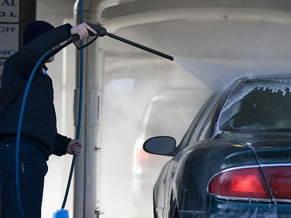 CAR / TRUCK WASH SYSTEMS