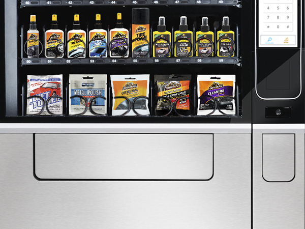 CAR CARE VENDING PRODUCTS