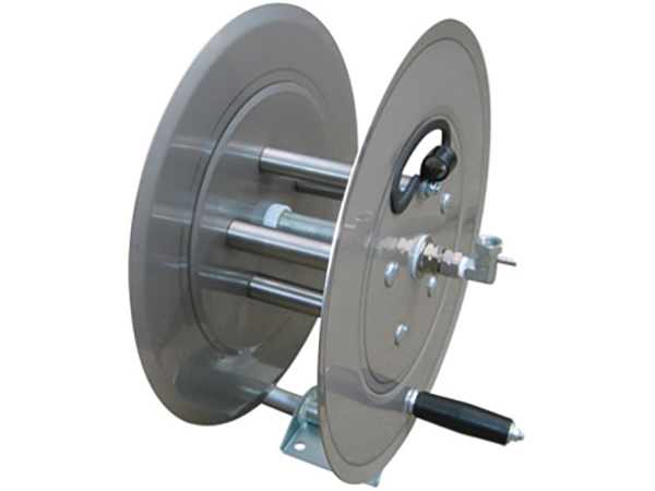 High Pressure Electric / Manual Hose Reels