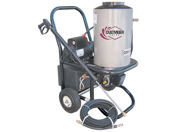 Hot or Cold Water Mobile & Stationary Pressure Washers