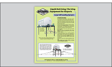 Airport Deicing Flyer