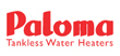 Paloma Tankless Water Heaters