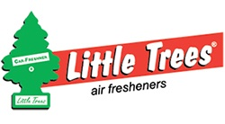 Car Freshner Little Trees air fresheners, car care and vending products for carwash / truck wash industry (cards, displays, fragrances, packs, racks, air freshening strips)