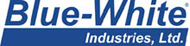 Blue White Industries - metering pumps (diaphragm, peristaltic) and water treatment accessories.