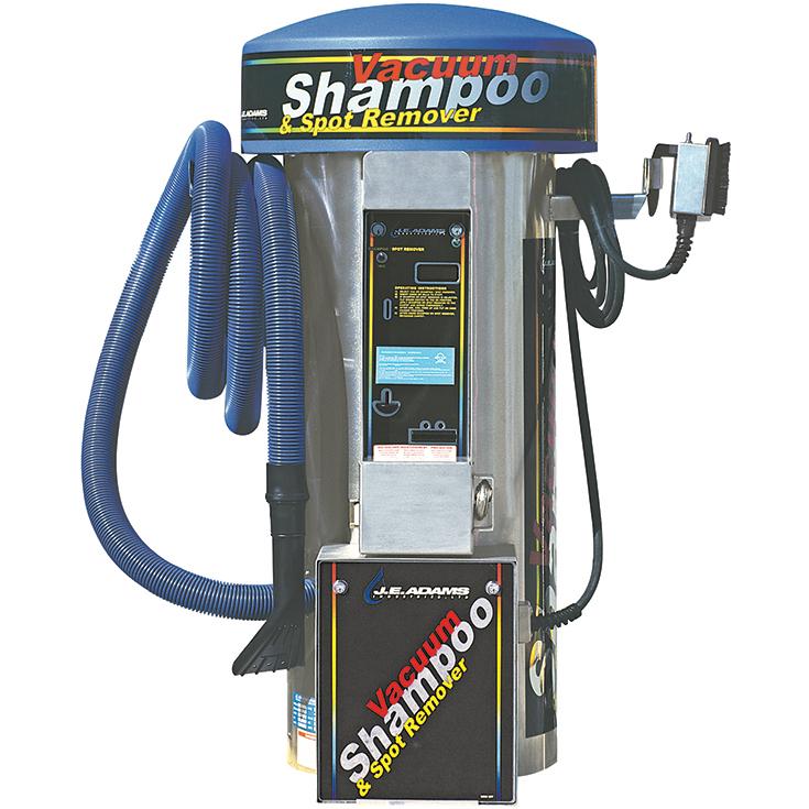 car wash carpet shoo machine