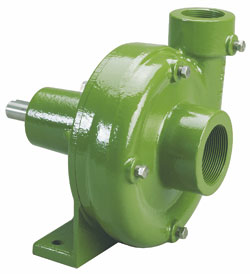 Ace Pumps Cast Iron Centrifugal Pedestal Pumps, Straight ...