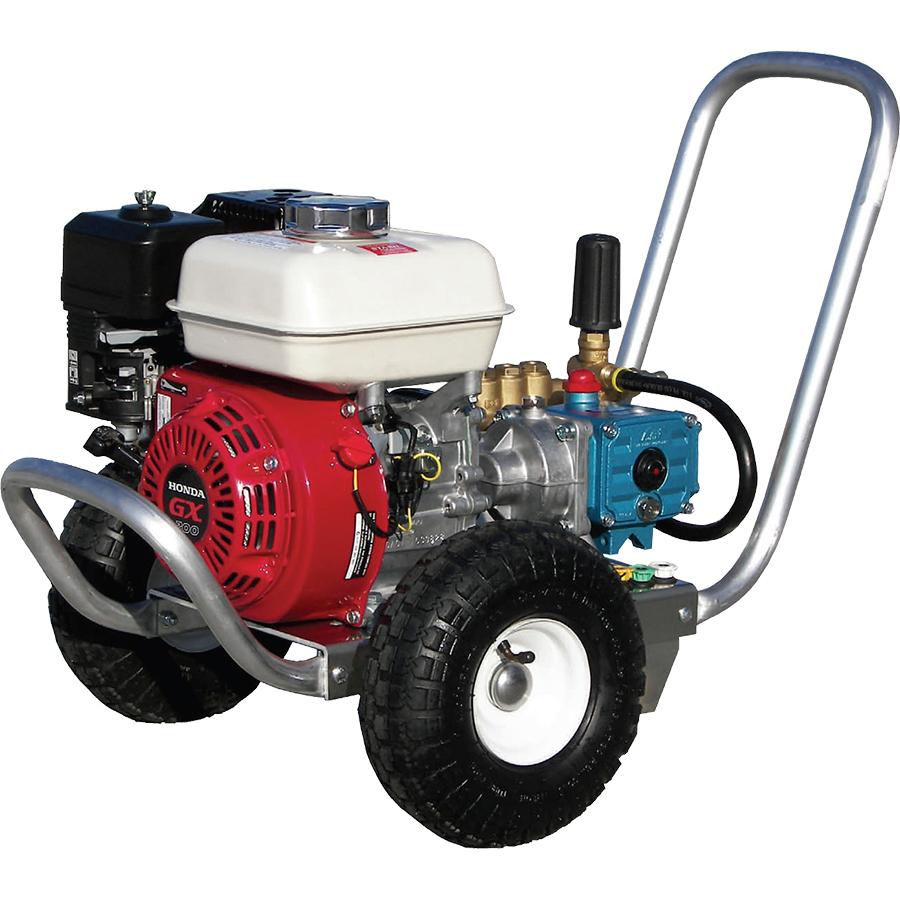 cat pump honda gas engine pressure washer max  gpm   psi cat pump dultmeier sales