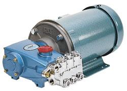 Cat Pumps 340 350 5cp Series Cat Pump Motor Units