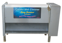rug beater machine