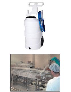 Dema Engineering Portable Foamer 10 Gallons Dultmeier