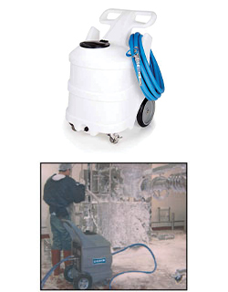 Dema Engineering Portable Foamer 25 Gallons Dultmeier