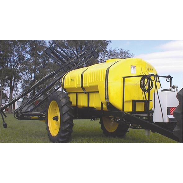 1 000 1 500 Gallon Trailer Sprayers For Crop Care