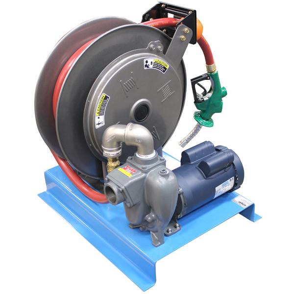 Dultmeier Sales High Volume Diesel Fuel Transfer Pump Unit