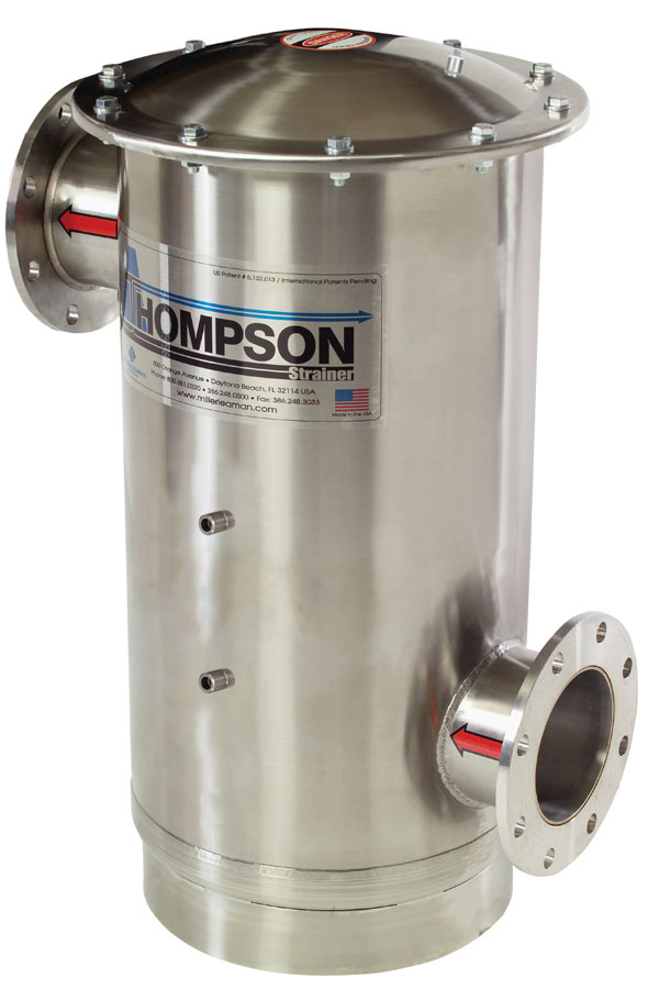 Miller Leaman High Capacity Thompson Filters 4 Quot Flanged
