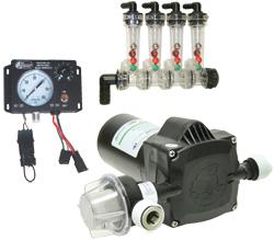 hypro pumps 12 volt diaphragm pump kit for fertilizer amp wiring kit #11