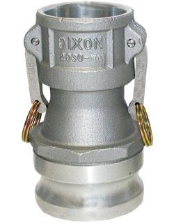 Dixon Camlock Cam Lever Reducer Couplings X Adapters