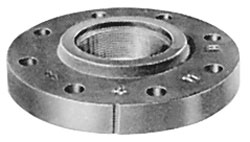 pipe flanges threaded steel
