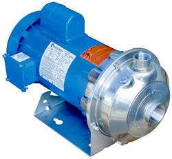 Goulds Pumps 1/2 - 5 HP Stainless Steel Centrifugal Pump