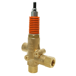 """Car Wash Near Here >> Giant Industries Unloader Valve, Brass:: 3/4"""" FPT, Max 26 GPM @ 4000 PSI - Dultmeier Sales"""