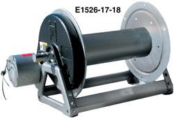 Hannay reels electric hose reels 12 volt dc rewind for Hannay hose reel motor