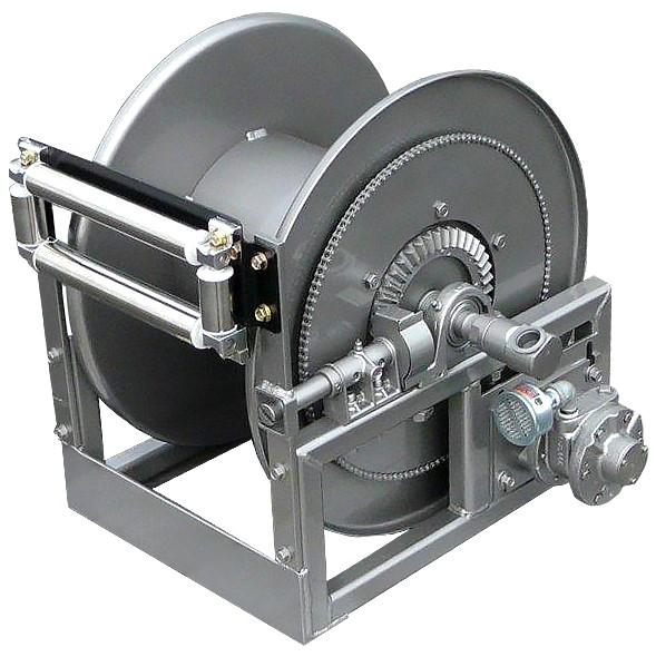 Hannay reels jetter sewer hose reels dultmeier sales for Hannay hose reel motor