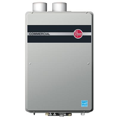 Rheem Ruud Tankless Water Heater Single Source Natural