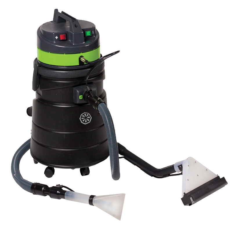 Carpet Extractors & Attachments for Portable Carpet and Upholstery Cleaning.