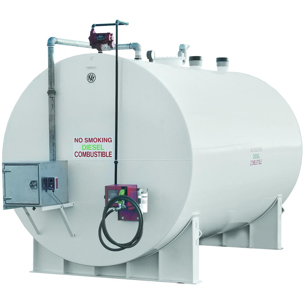 Double Wall Fuel Tanks Saddle Style Dultmeier Sales