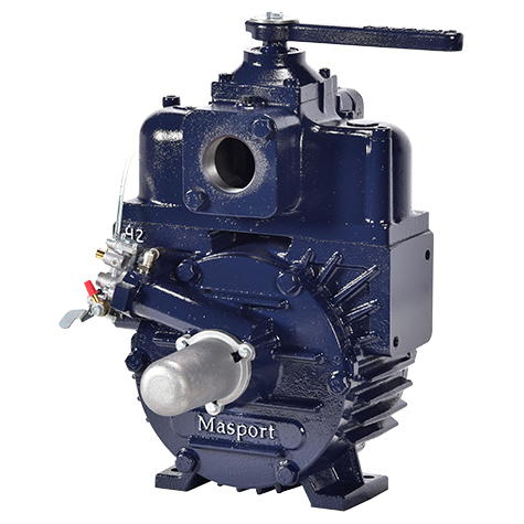 HXLV Series Vacuum/Pressure Pumps