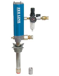 National spencer high volume transfer pump for motor for Air powered gear motor