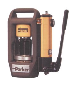 Parker Hannifin Minikrimp Hydraulic Hose Crimper