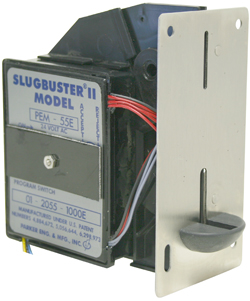 Parker Engineering Electronic Coin Acceptor SlugBuster II