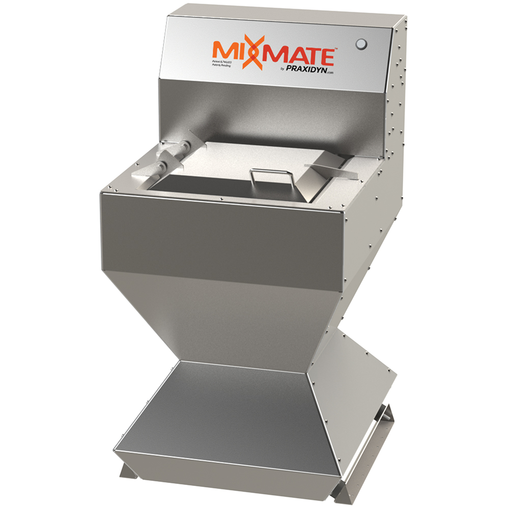 Praxidyn MixMate Pro Chemical Inductor - Dultmeier Sales
