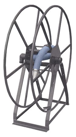 Live Reels For Vacuum Hose Manual Dultmeier Sales