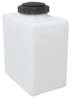 Ace Roto Mold Tanks Rectangular Tank Polyethylene 7