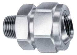 Teejet Spraying Systems Adjustable Ball Joint Stainless