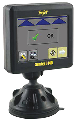 Teejet Spraying Systems Nozzle Flow Monitor Sentry 6140