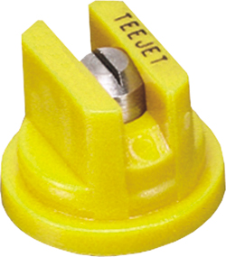 Teejet Spraying Systems Visiflo Flat Spray Tip Polymer
