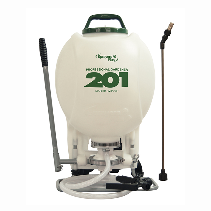 Sprayers Plus Backpack Sprayer, Commercial Series: 4 Gallon