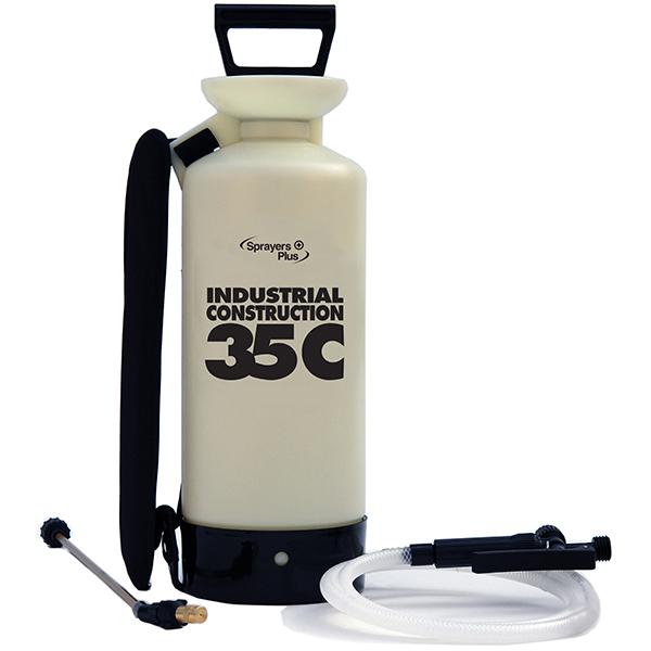 Sprayers Plus Industrial Chemical Sprayer 3 Gallon Max