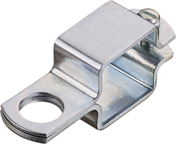 Square tubing clamps