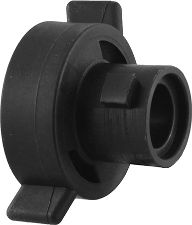Wilger Adapter For Teejet Quick Jet Cap Combo Rate