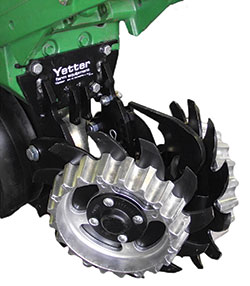 Yetter Mfg Narrow Row Cleaner For Case Planters Dultmeier Sales